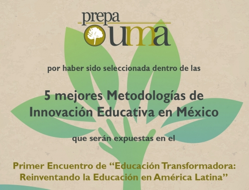 Prepa UMA dentro de las 5 mejores Metodologías de Innovación Educativa en México