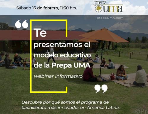 Presentación de la Prepa UMA 2021